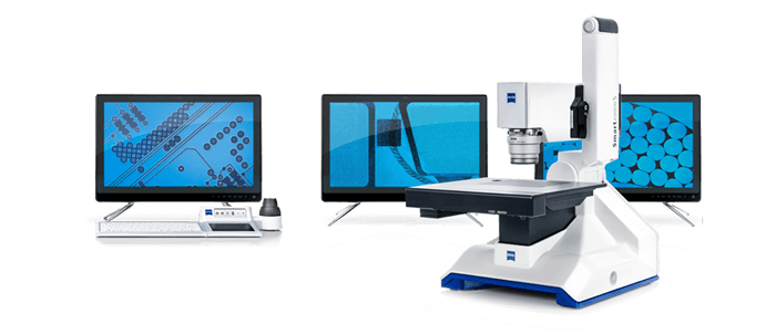 Smart Zoom Digitale Material Microscope