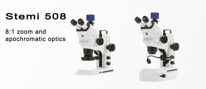 Stemi 508 Stereo Microscope